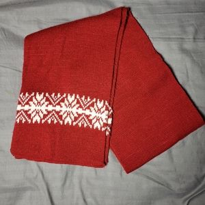 """American Eagle Knitted Winter Scarf 56""""x8"""""""